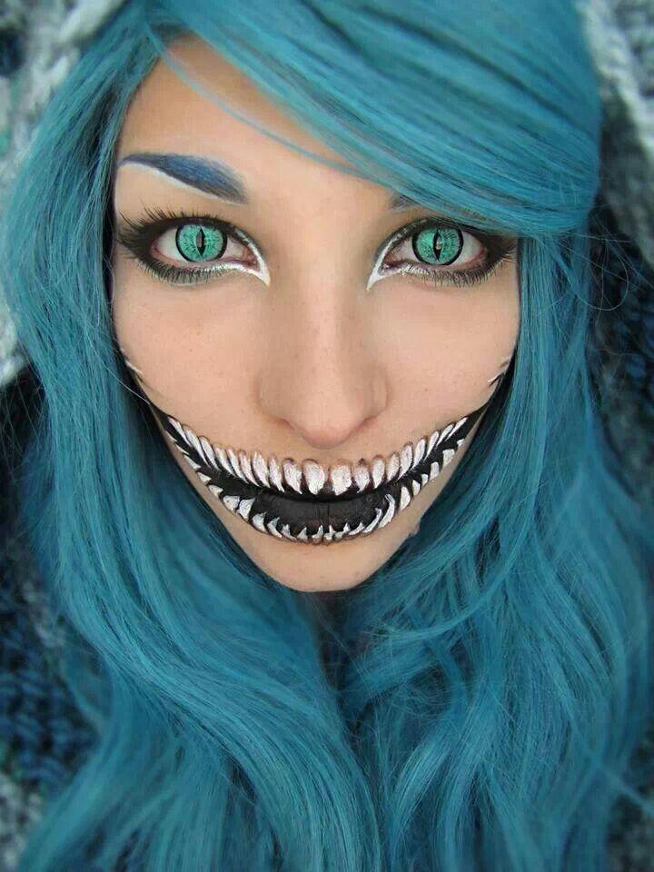 Perfect Evil Fairy Makeup
