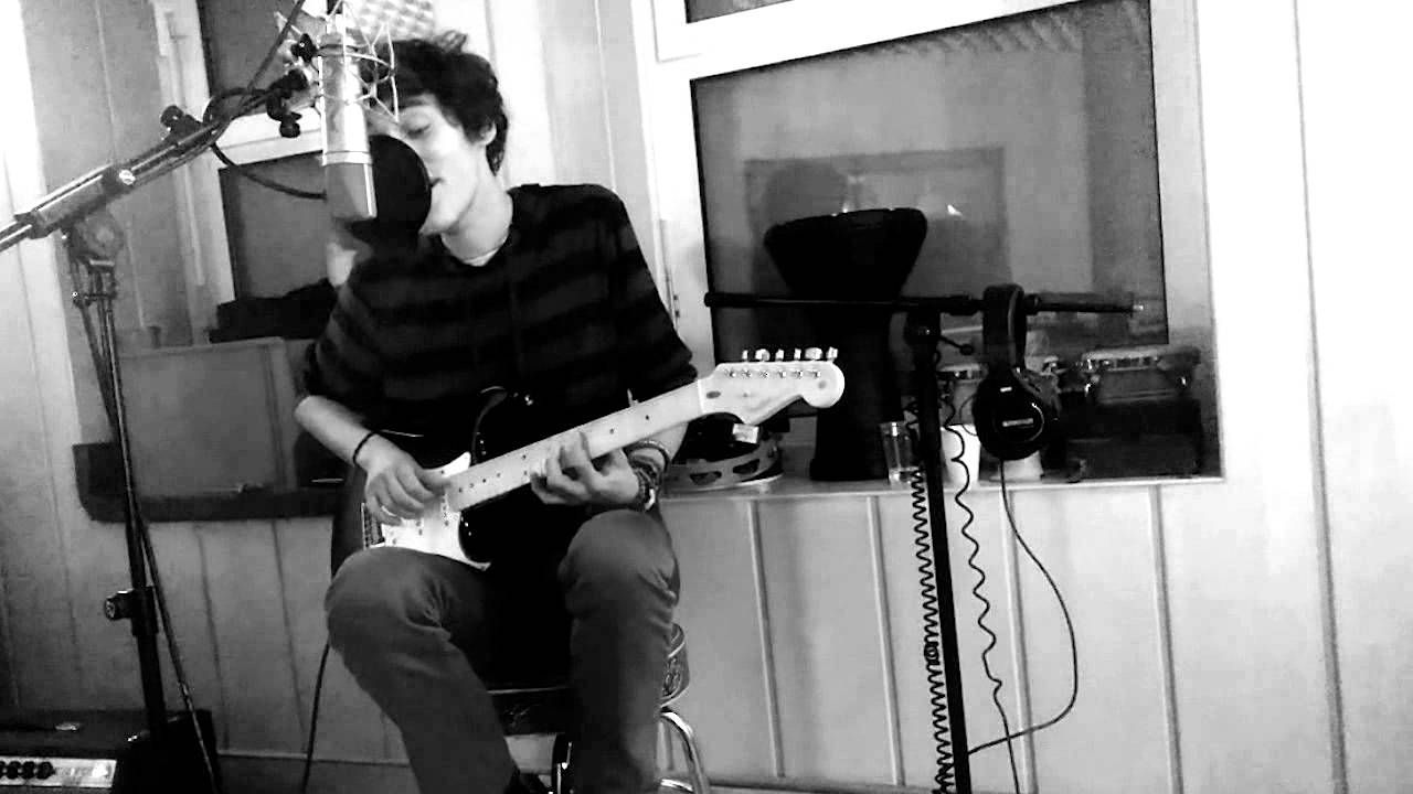 Frank Sinatra (Fiona Apple) - Why Try To Change Me Now - Cover by Mathieu Saïkaly