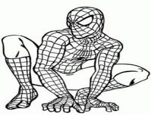 Spiderman 3 Dibujos Para Colorear Dibujos Para Pintar