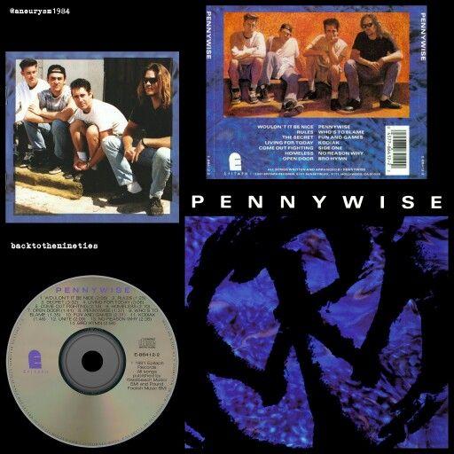 #HappyAnniversary 24 years #Pennywise Pennywise (álbum) #album #punk #rock #melodic #hardcore #music #90s #90smusic #backtothe90s #FletcherDragge #JimLindberg #ByronMcMackin #JasonThirsk #90salbum #90sband #90sCD #backtothenineties Pennywise