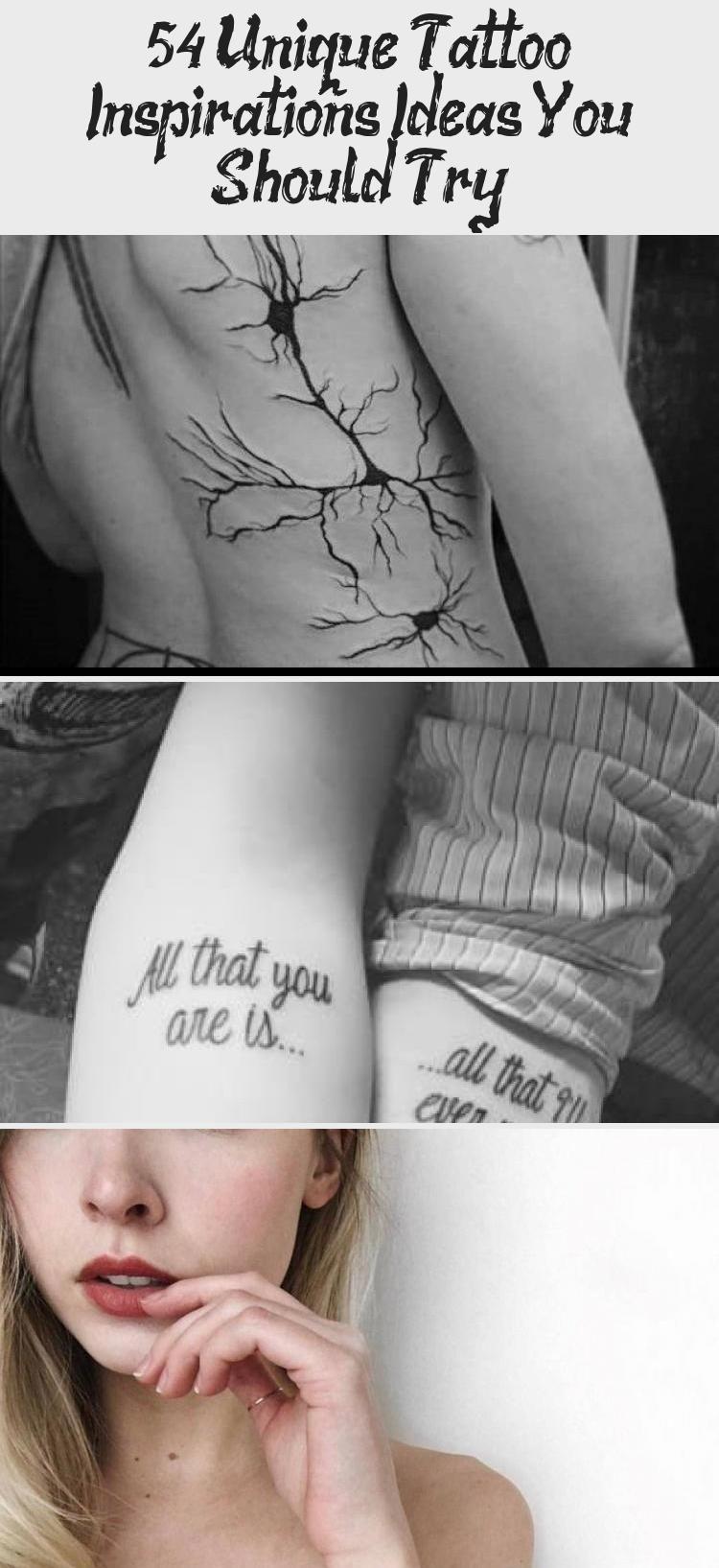 Photo of 54 einzigartige Ideen für Tattoo-Inspirationen, die Sie ausprobieren sollten #TattooIdeasDesing #TattooIde …