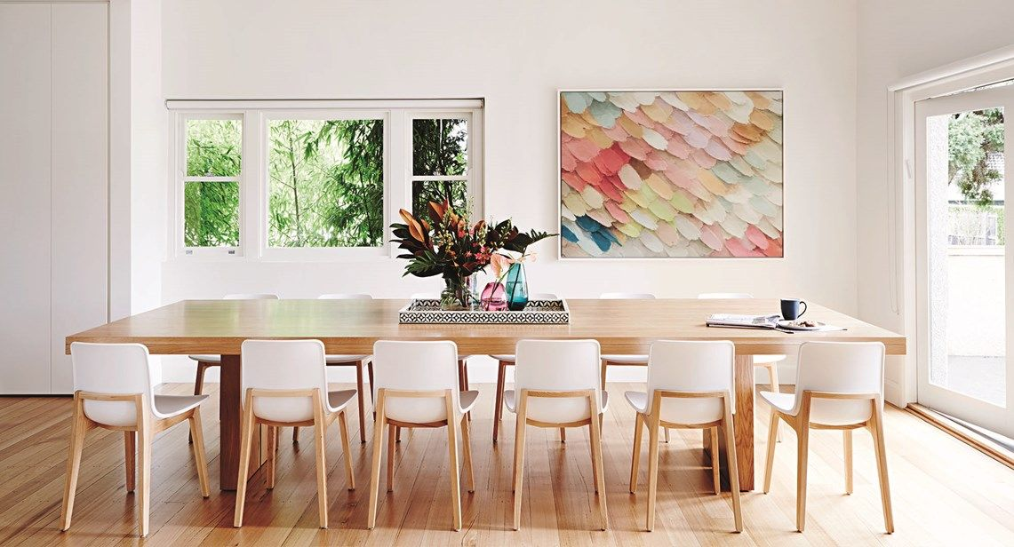 This Melbourne home combines modern minimalism with family-friendly ...
