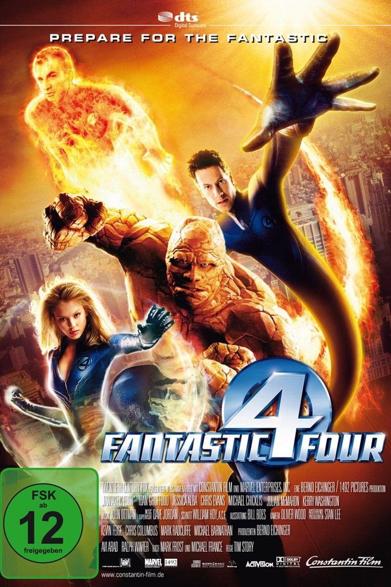Fantastic Four 2021 Online Anschauen