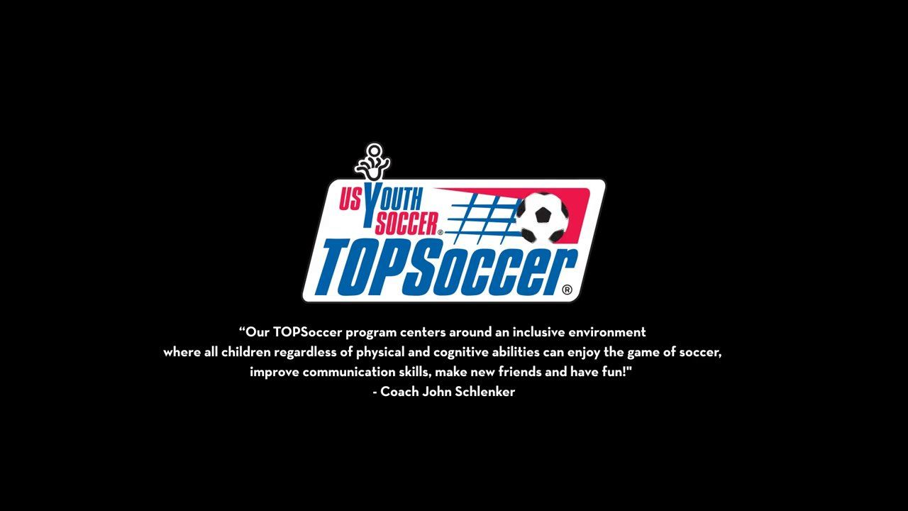 Keep Calm And Play Soccer Soccer Football Sports Qhd: US Youth Soccer TOPSoccer Is A Community-based Training