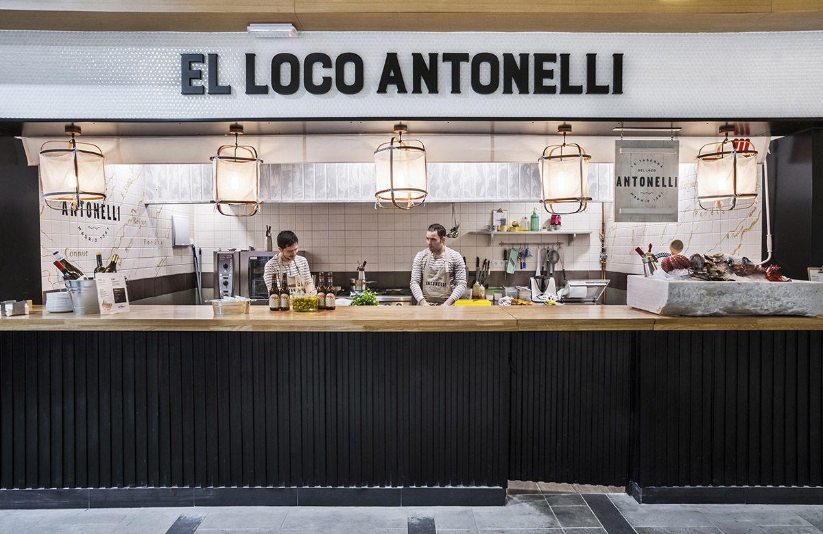 El Loco Antonelli - La Chispería de Chamberí - Mercado de Chamberí - Madrid