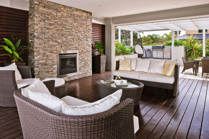 Genial Dream Outdoor Alfresco: Masterton Homes | Designs