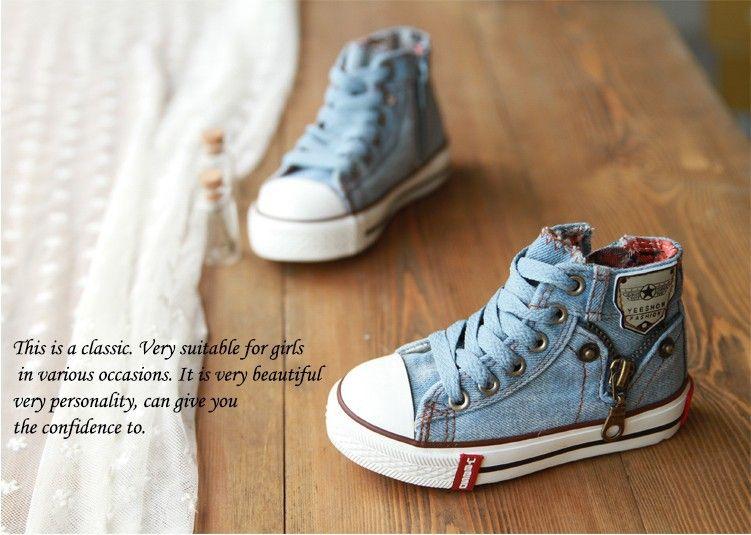 b370965ba2 2017 Canvas Children Shoes Sport Breathable Boys Sneakers Brand Kids ...