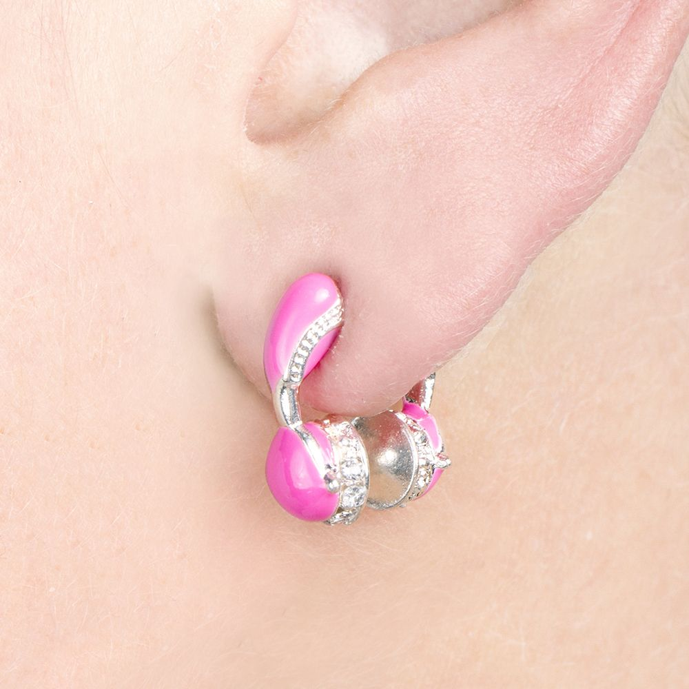 b22e8e37d Headphones Front and Back Earrings | Claire's | My Style in 2019 ...