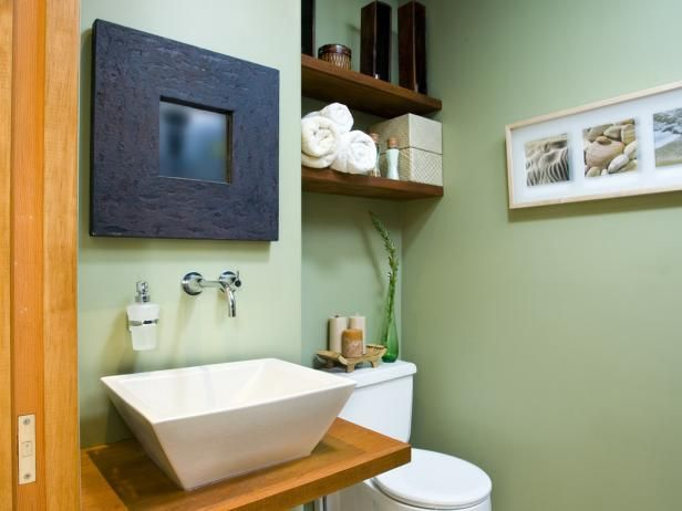 6 Ways To Maximize Space In The Bathroom  Diy Network Network Gorgeous Maximize Space In Small Bathroom Inspiration Design