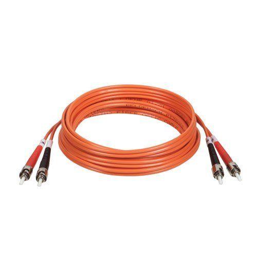 Tripp Lite N302 05m Duplex Multimode 62 5 125 Fiber Optic Patch Cable St St 5m 16feet By Tripp Lite 23 33 From Tripp Lite Fiber Optic Fiber Optic Cable