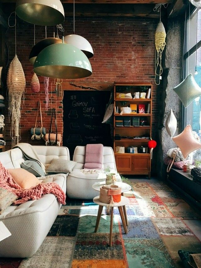 Apartment ideas Shabby Shack Boho Vintage Unusual