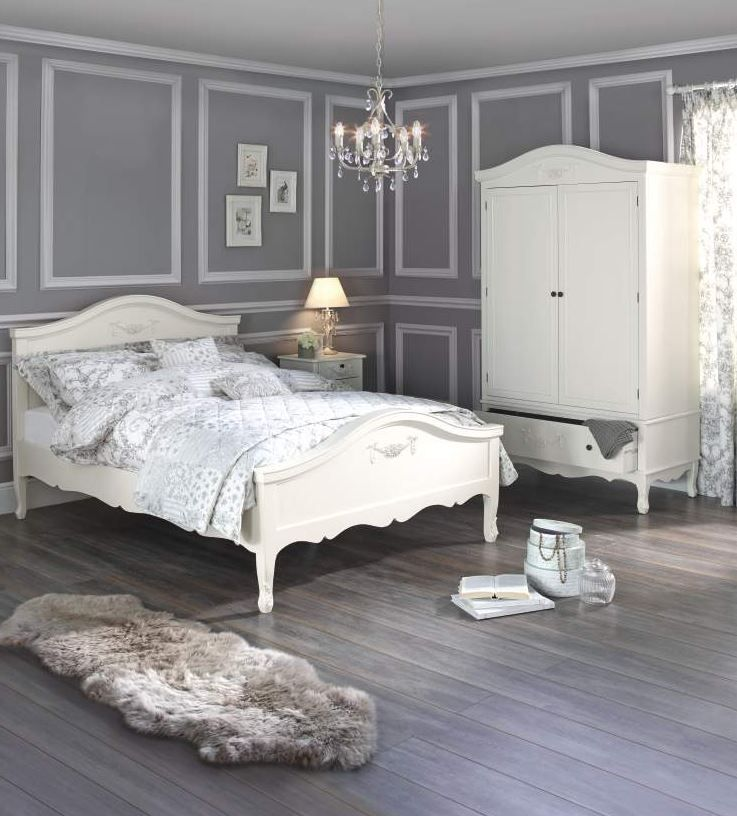 Our Toulouse White Bedroom Furniture is a