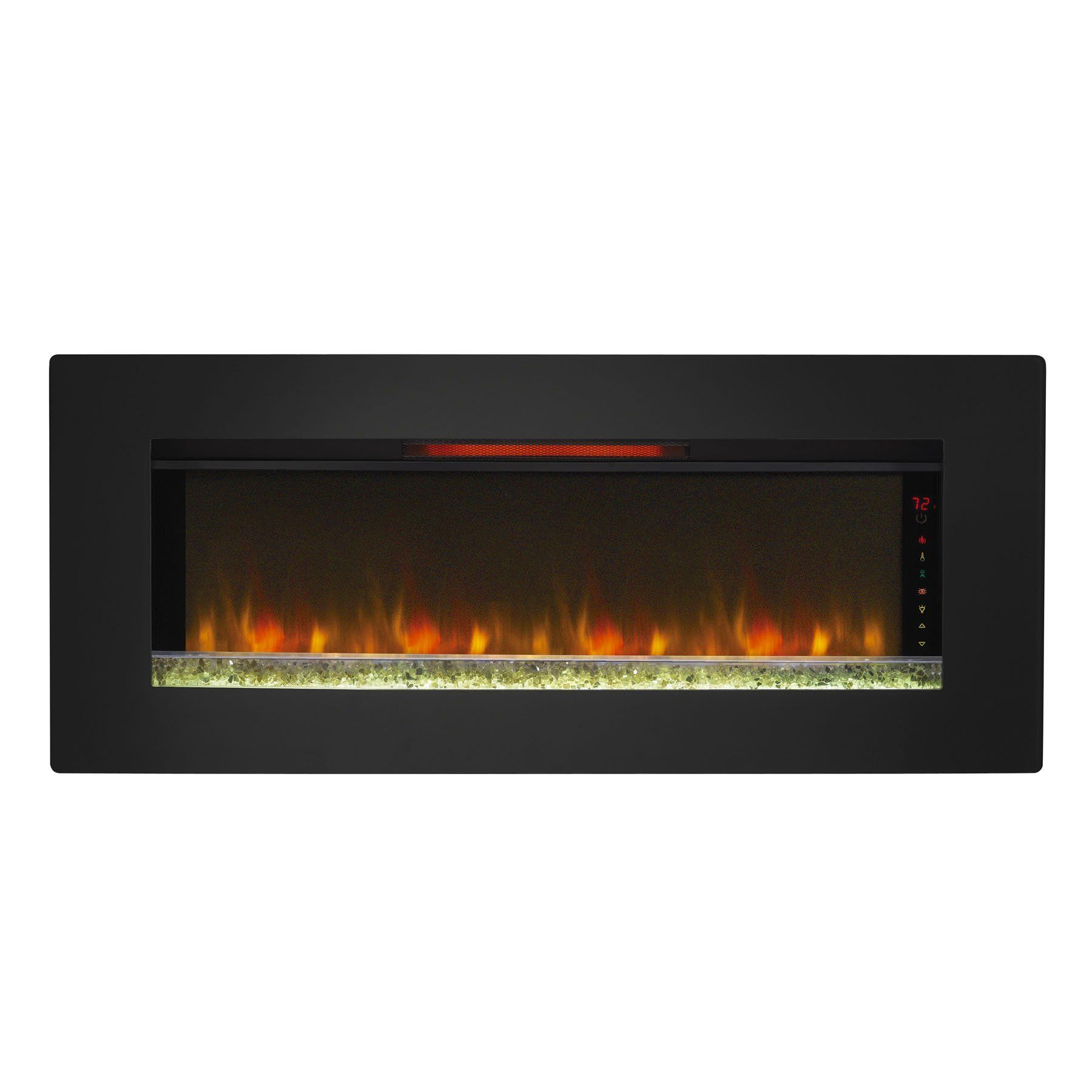 classic flame felicity 47 wall mounted free standing infrared rh pinterest ie