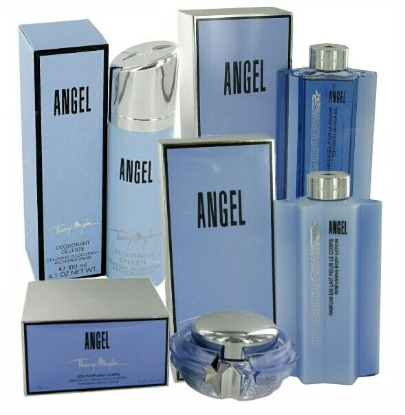 Angel Perfume By Thierry Mugler For Women Bath Set In 2019 Shop