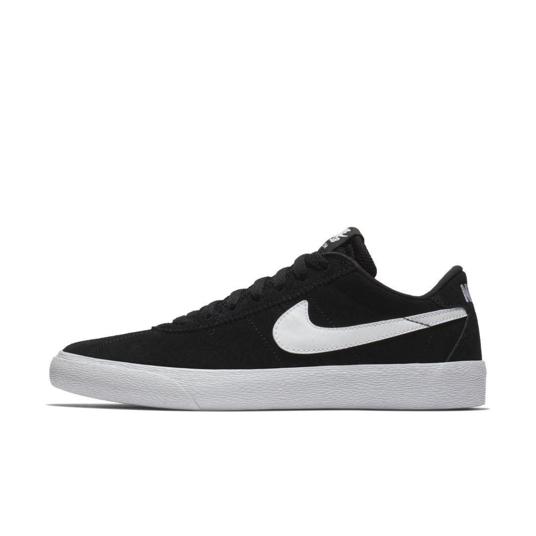 buy popular 246c6 82e5c Nike SB Zoom Bruin Low Women's Skateboarding Shoe Size 12 (Black ...