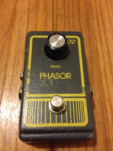 Visit my shop: www.srguitar.com DOD 201 Phaser (Vintage/Original!)All Original! Excellent Condition!Dripping with Syrupy Vintage Tone!Amazing Pedal!