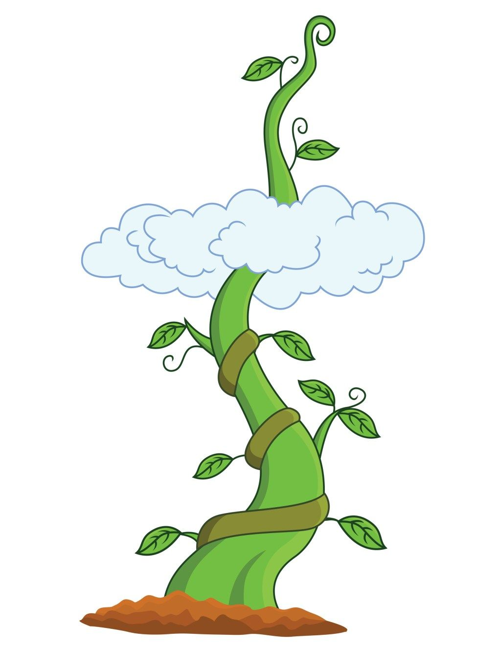 Go Up The Beanstalk With Jack And The Giant