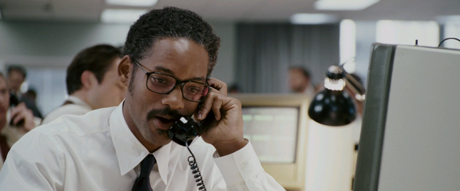 Chris Gardner / Will Smith (The Pursuit Of Happyness