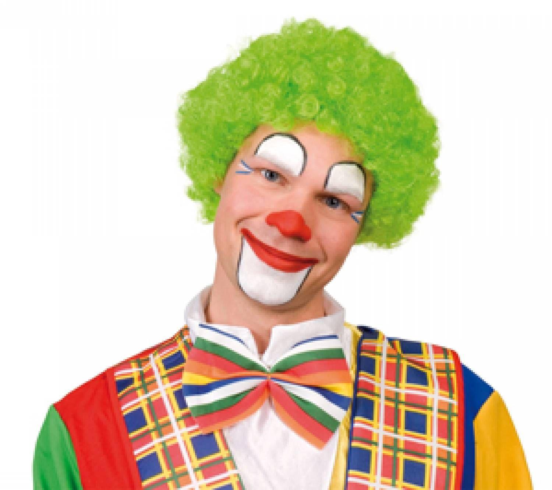 Schmink Clown Makkelijk Google Zoeken Clown Clown Wig Wigs
