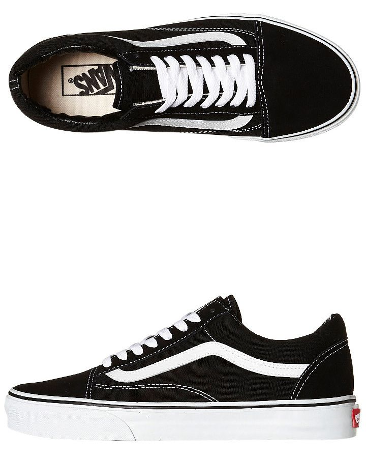 old skool shoes vans women