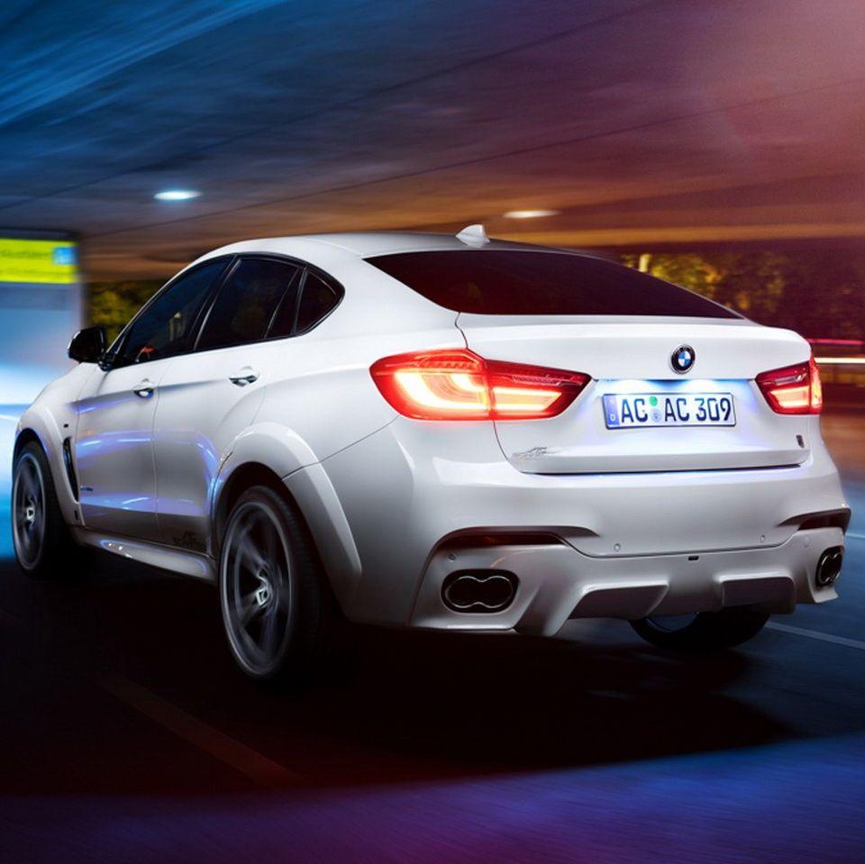 Bmw X6 Tuning: AC Schnitzer BMW X6