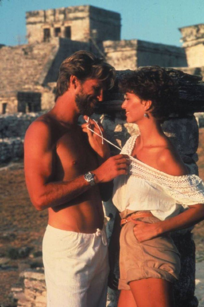jeff bridges and rachel ward in against all odds 1984 movies rh pinterest com