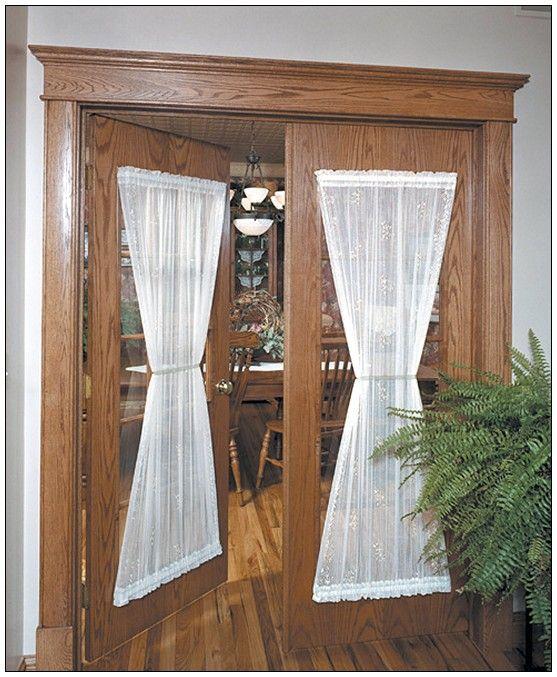 Patio Door Window Treatments Window Treatments For Large