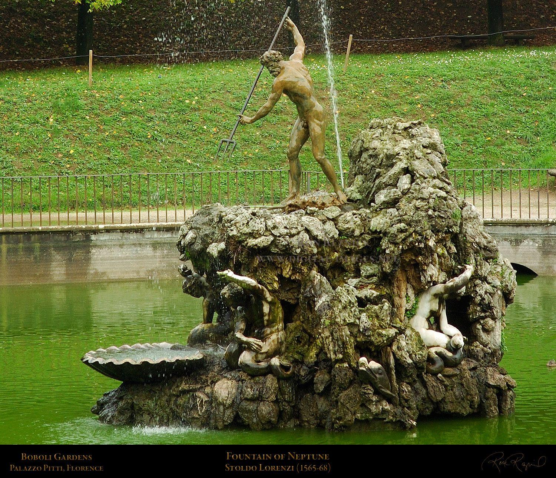 The Boboli Gardens Google Search ITALY Florence