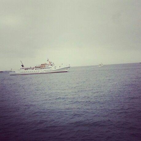 #Schiff #Wasser #Helgoland #Ausflug