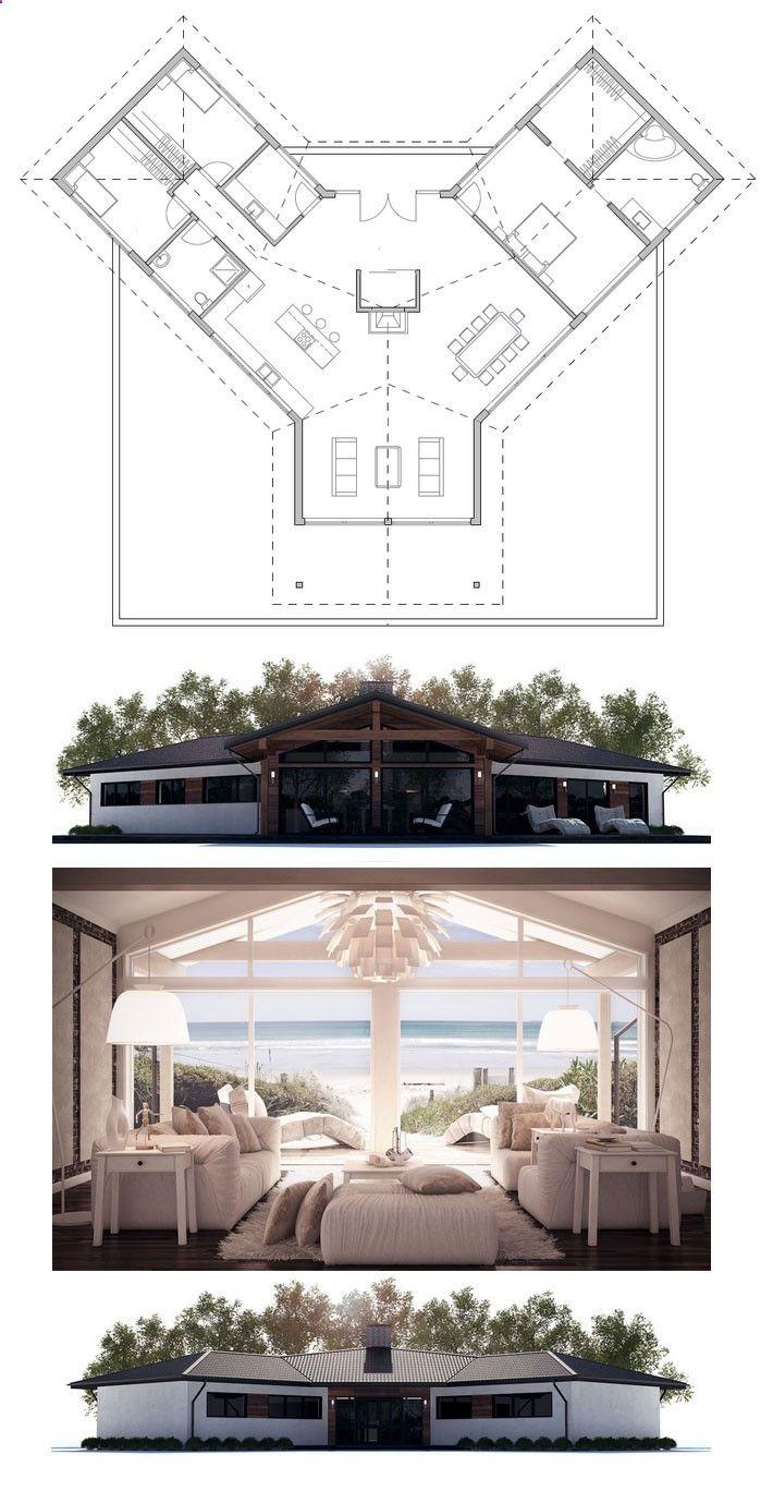 Container House plan de maison Plus