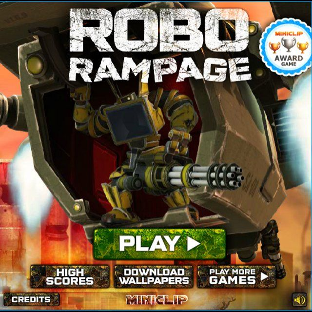 Super Mechs: Robot Fighting Game - Free online games . Play Futuristic Robot Battle -Robo Rampage