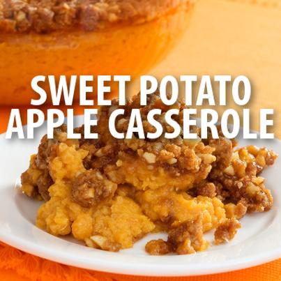 recipe: sweet potato casserole with almond milk [9]