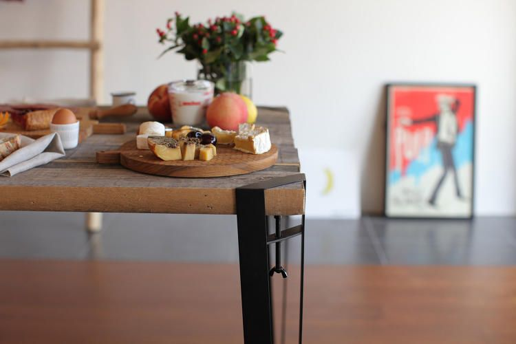 Elegant Clamp On Table Legs Attach In Seconds Furniture