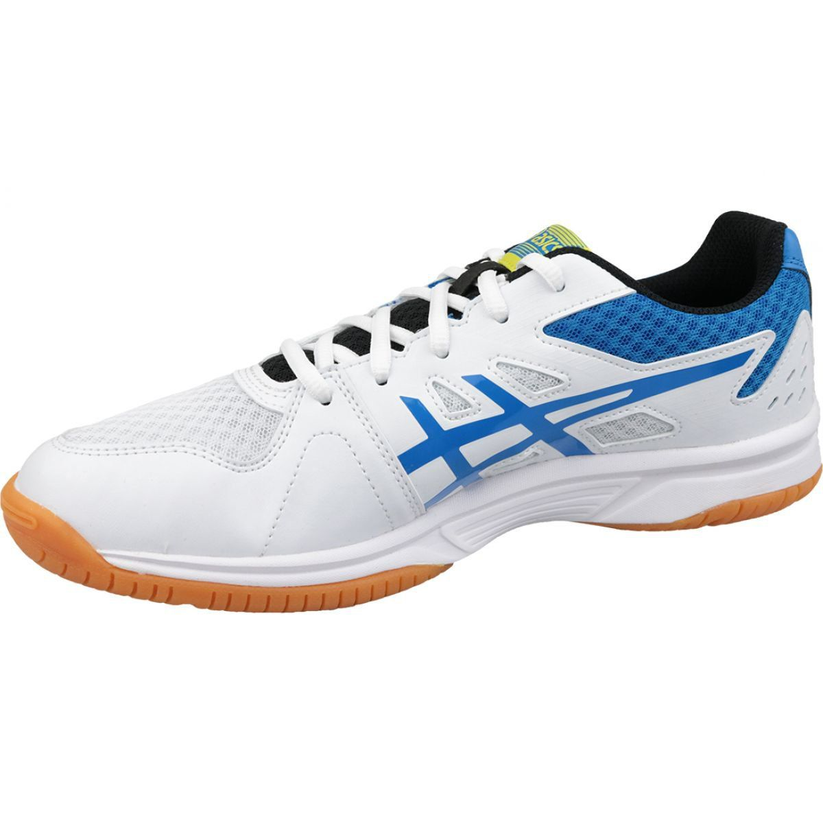 Volleyball Shoes Asics Upcourt 3 M 1071a019 104 White White Volleyball Shoes Mens Volleyball Shoes Asics
