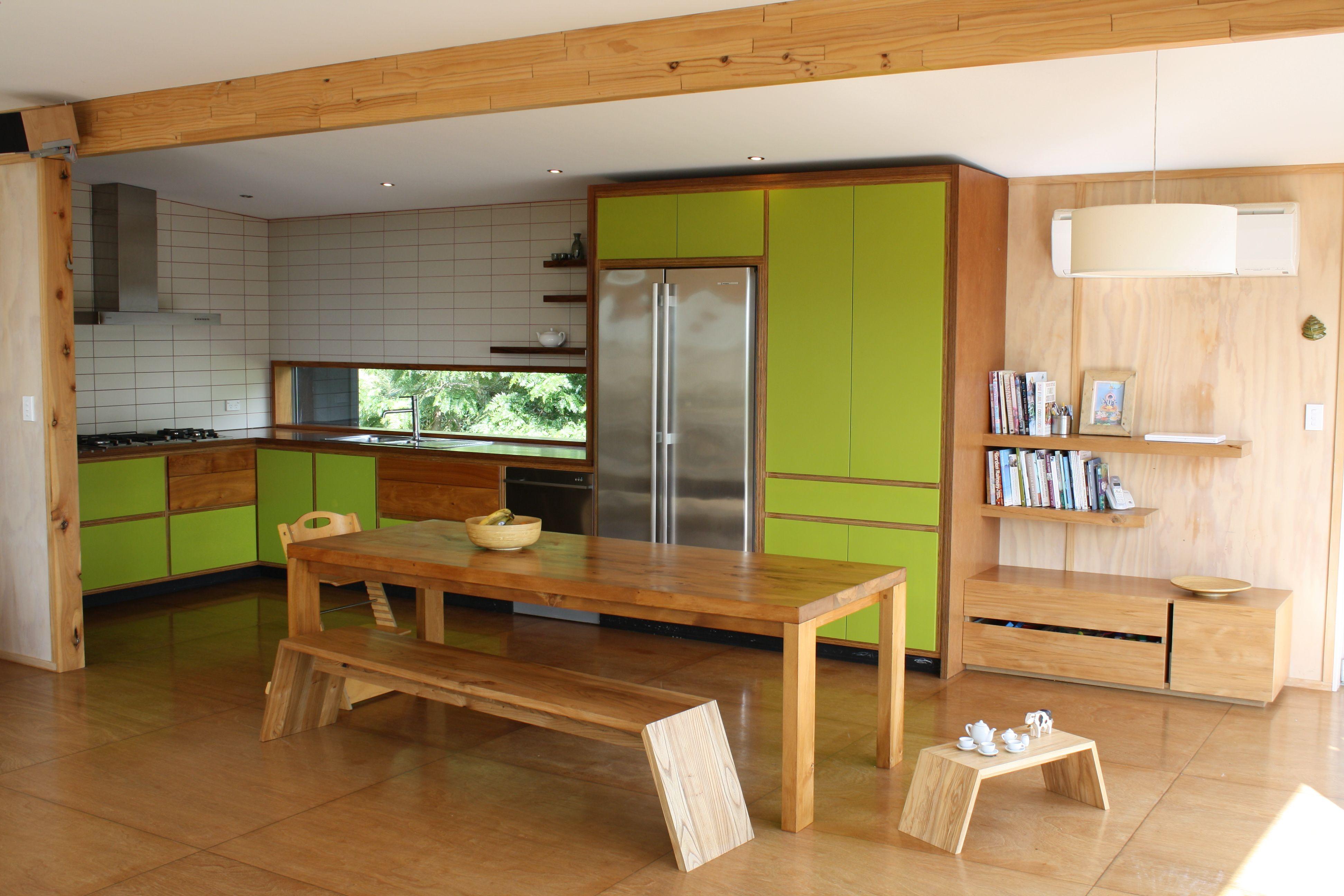 Kitchen slack nelson make furniture ply kitchen for Kitchen design nelson