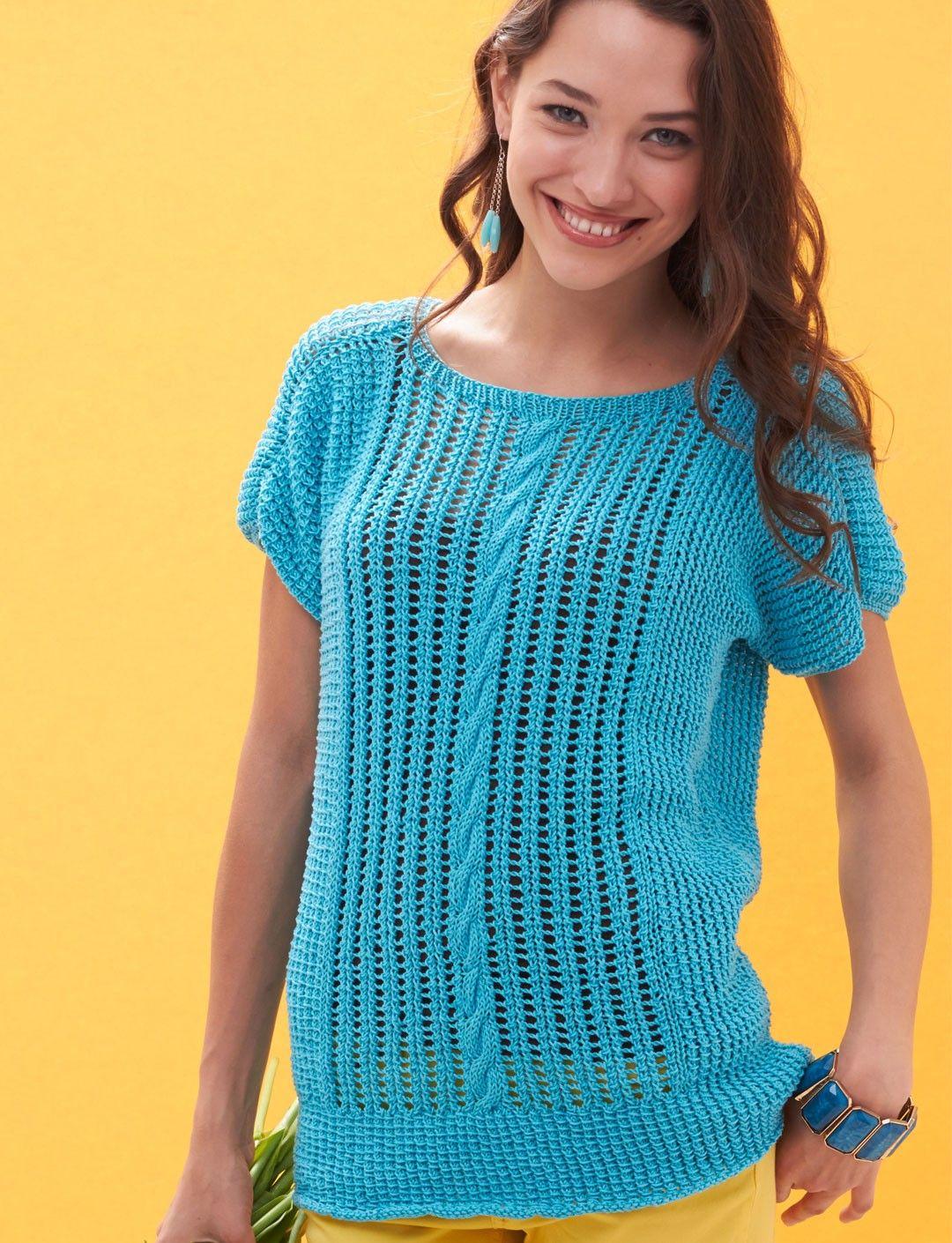 Breezy Dolman Top | Knitwear | Pinterest | Dolman top, Knit patterns ...