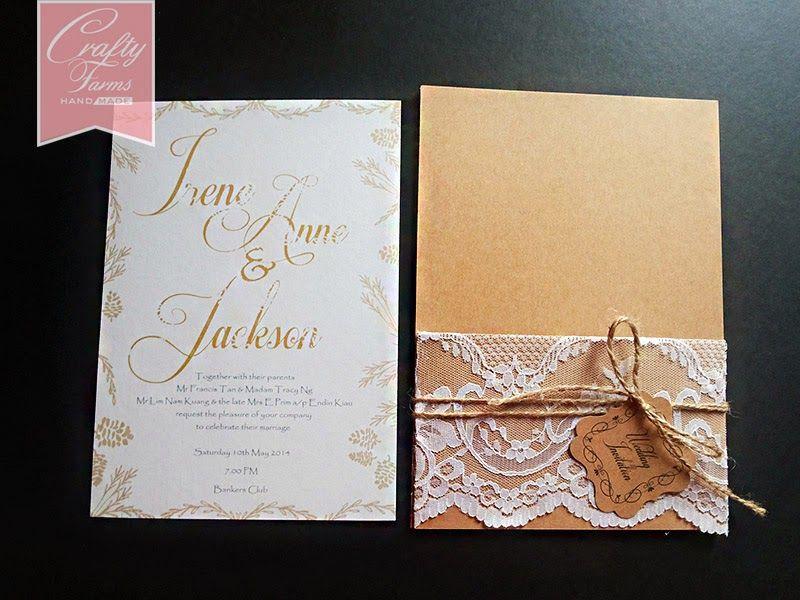 chinese wedding invitation card in malaysia%0A elegant vintage wedding card malaysia  kuala lumpur  singapore  penang   ipoh  johor