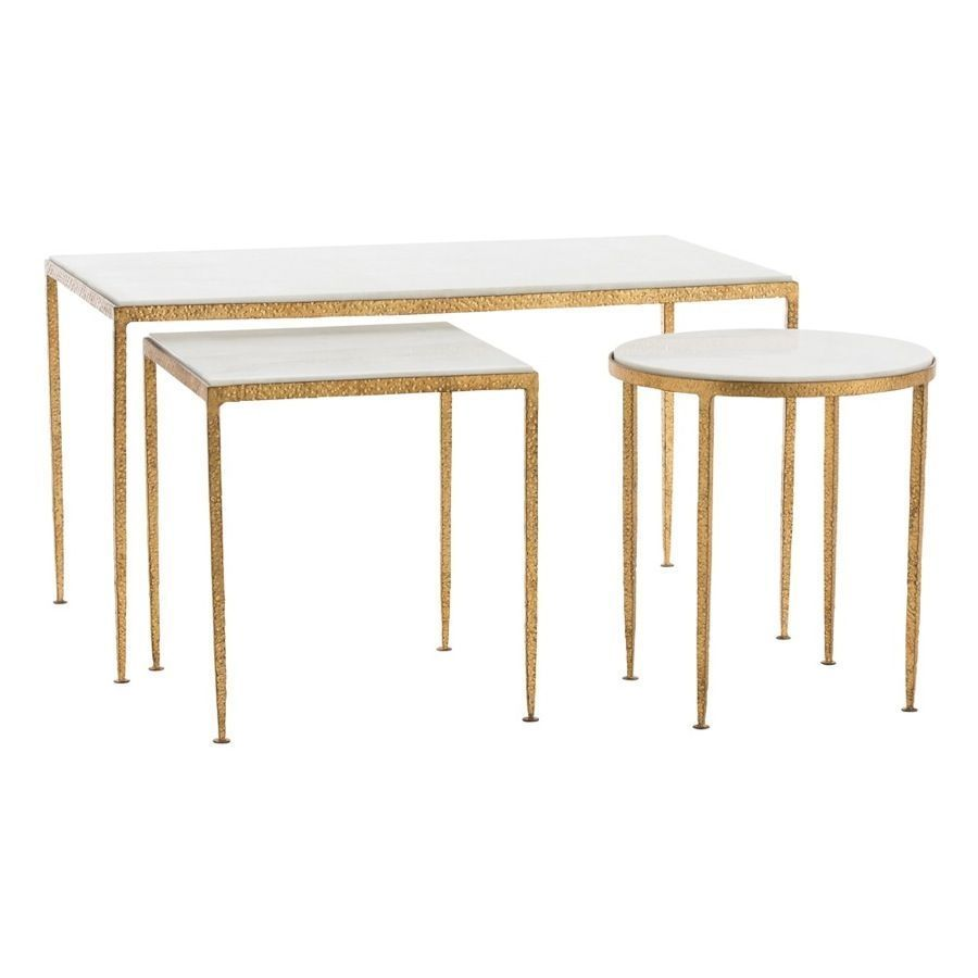 Domino Coffee Accent Tables Gold Coffee Table Coffee Table Coffee And End Tables [ 900 x 900 Pixel ]