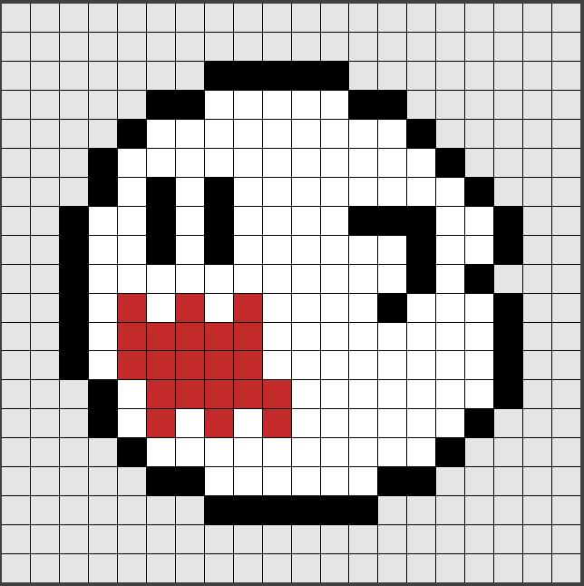 Patrones Hama Beads de Mario Bros, uno de los videojuegos más ...