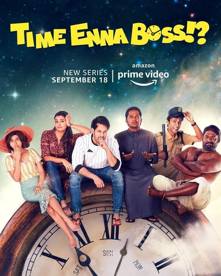 Time Enna Boss Web Series 2020 Amazon Prime Cast All Episodes Online Watch Online Comedy Genres Amazon Prime Movies Amazon Prime Video