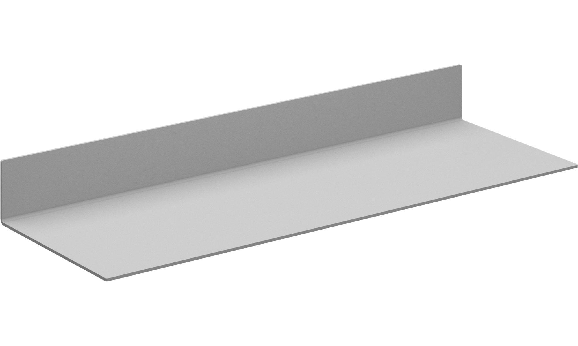 Design Regale Und Bücherschränke regale und bücherschränke como wandboard weiß lack 79 für