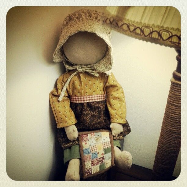 my primitive doll