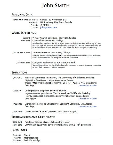 High School College Admissions Resume - http\/\/jobresumesample - college admissions resume template