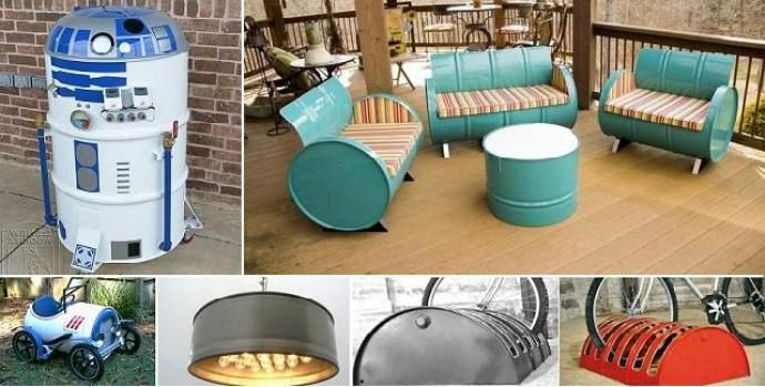 DIY Metal Craft Drum Design Inspirations