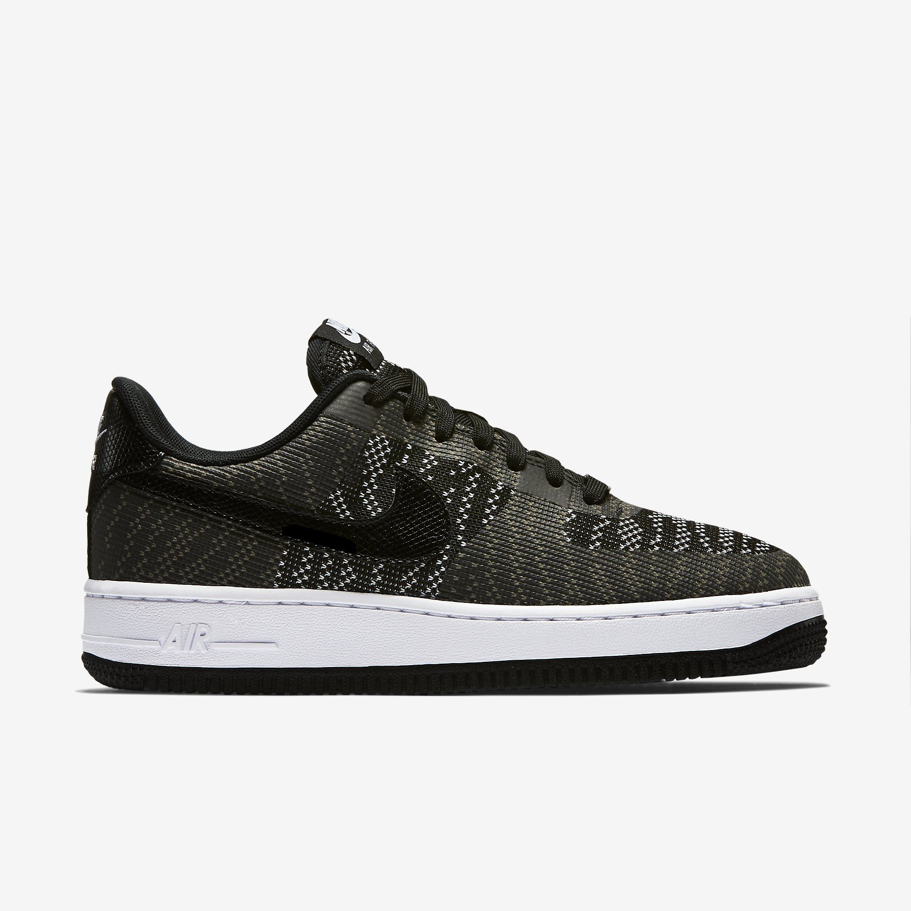 nike air force 1 07 knit jacquard women's shoe nz