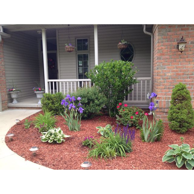 Spring Flowers And Yard Landscaping Ideas 20 Tulip Bed: It's TimE 4 FLOWERS!!!