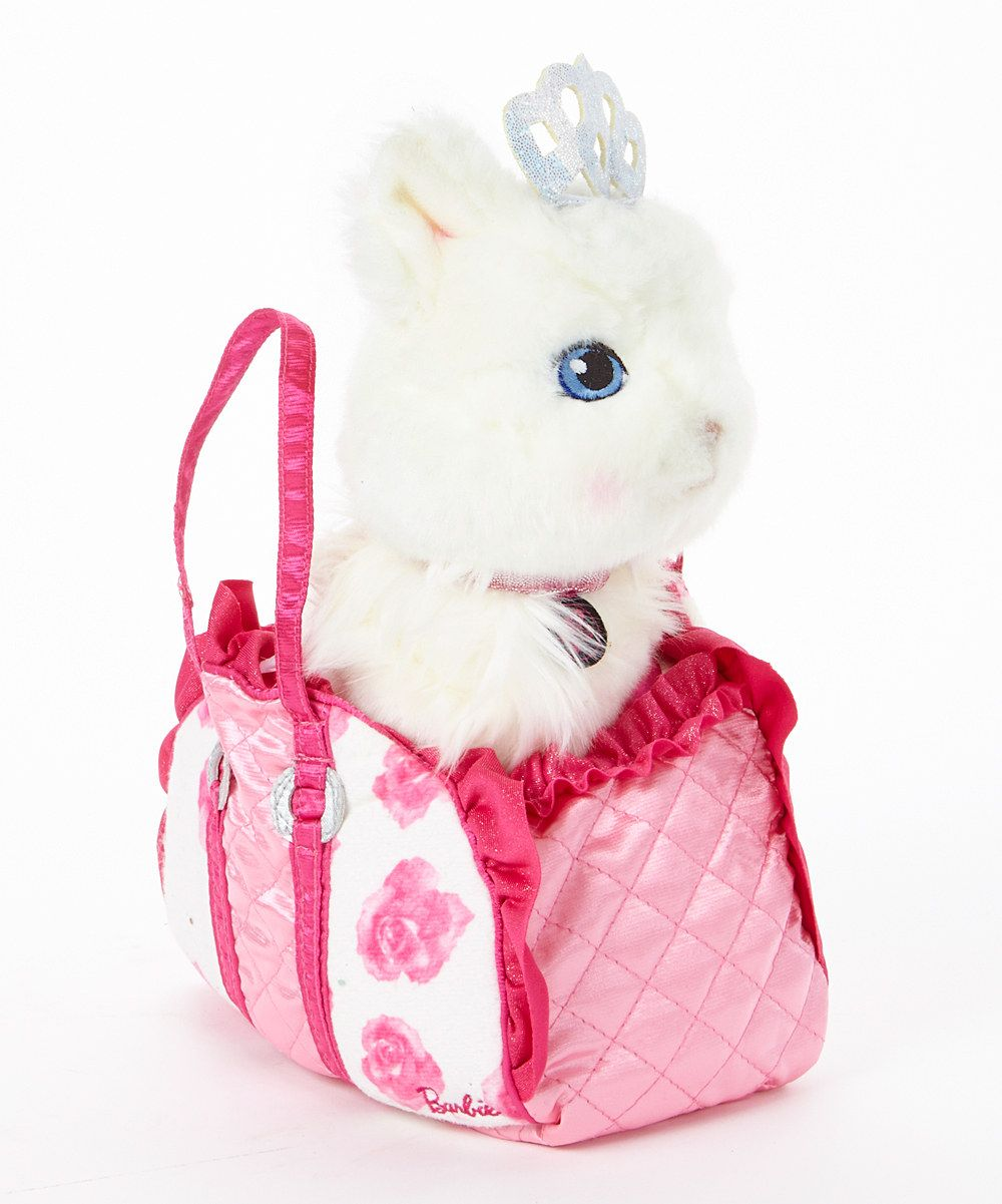 Look At This Barbie Blissa Kitten Purse Pet On Zulily Today
