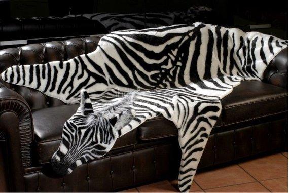 Pin By Demi Armbruster On Remodel In 2020 Zebra Skin Rug Skin Rugs Animal Rug