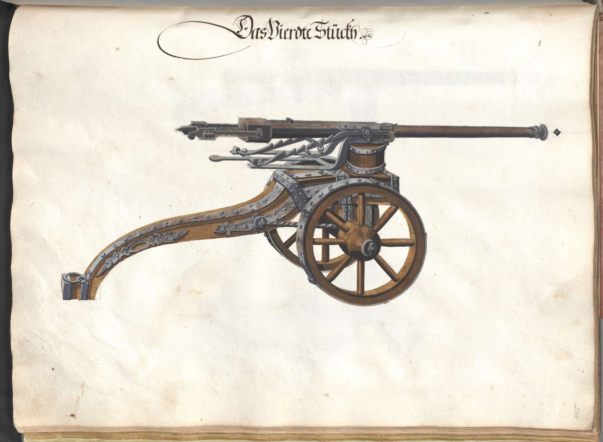 Buchsenmeister- und Feuerwerksbuch. 1594