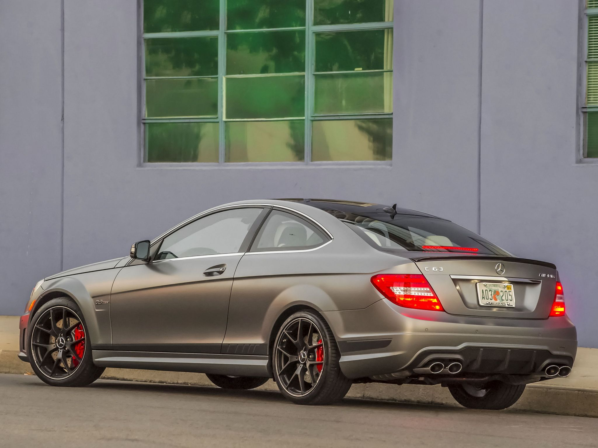 2013 Mercedes Benz C 63 Amg Coupe Edition 507 With Images
